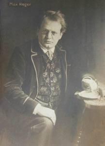 Otkrytoe Pismo Max Reger Postcard-1910